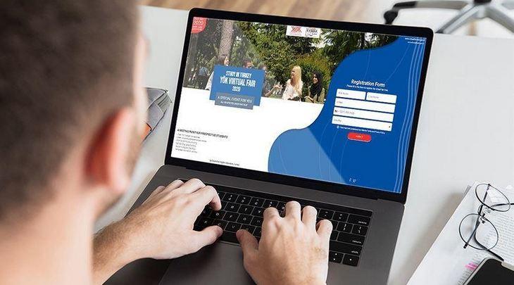 Virtual fair promoting Turkish universities to global students to kick off Tuesday 1