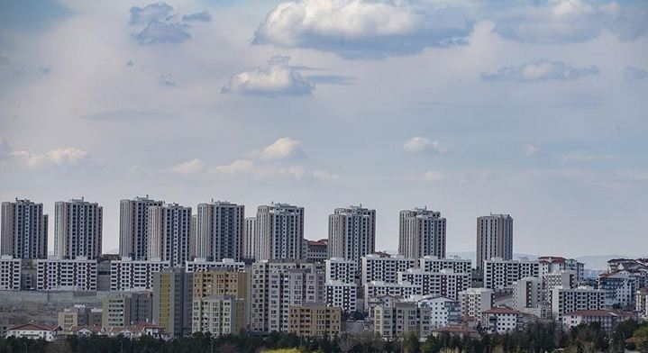 Turkey sees over 550,000 housing sales in H1 6