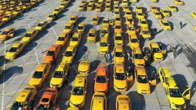 Permits of 400 taxis at Istanbul Airport revoked over irregularities 9
