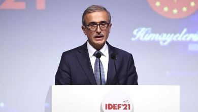 Turkey to be global player in defense industries: Top official 4