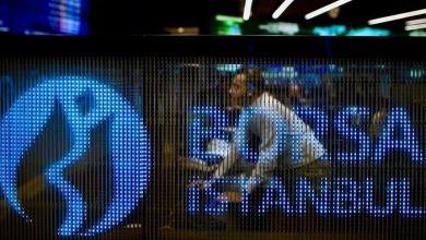 Turkey's Borsa Istanbul & Turkish lira at Monday's market opening 5