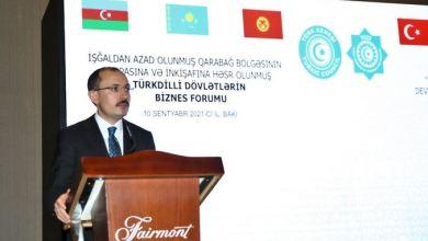 Turkey looks to boost already 'good' trade ties with Azerbaijan 9