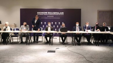 Business world came together in Economy Meetings in Zeytinburnu 6