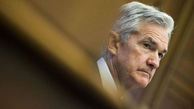 US Fed chair sees inflation easing in first half of 2022 10