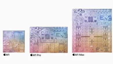 M1 Pro and M1 Max are Apple's high-end Mac chips 5