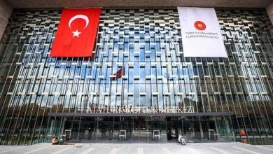 Taksim's Atatürk Cultural Center prepares for inauguration 6