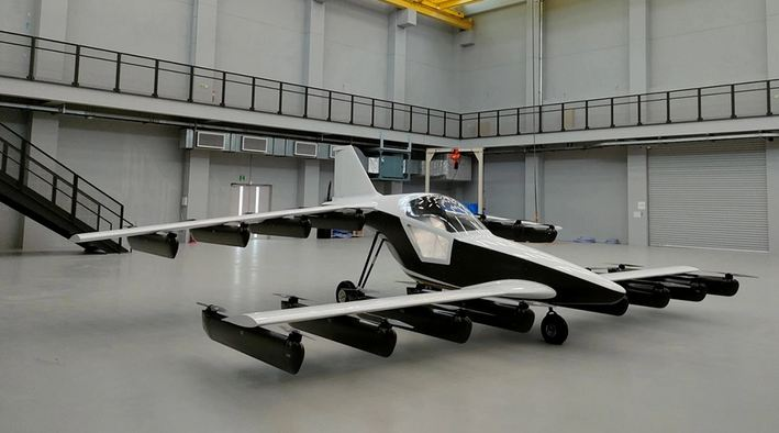 Tetra's New Build-It-Yourself eVTOL Takes Its First Flight 1