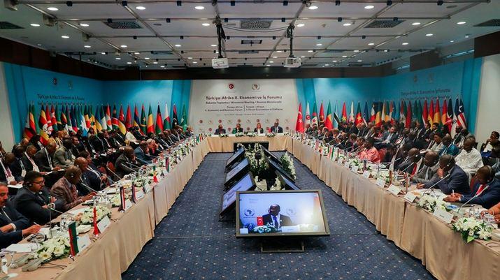 Istanbul to host Turkey-Africa business forum next week 3