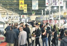 The trade volume of ₺350 million from the 5-day WoodTech Fair 20