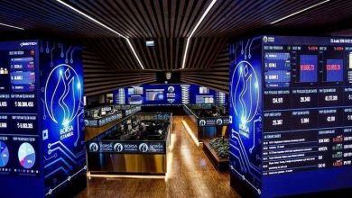 Turkey's Borsa Istanbul down at Tuesday's close 9