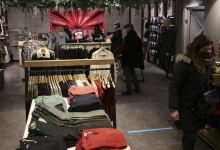 Eurozone retail trade posts slight rise in August as food sales fall 3