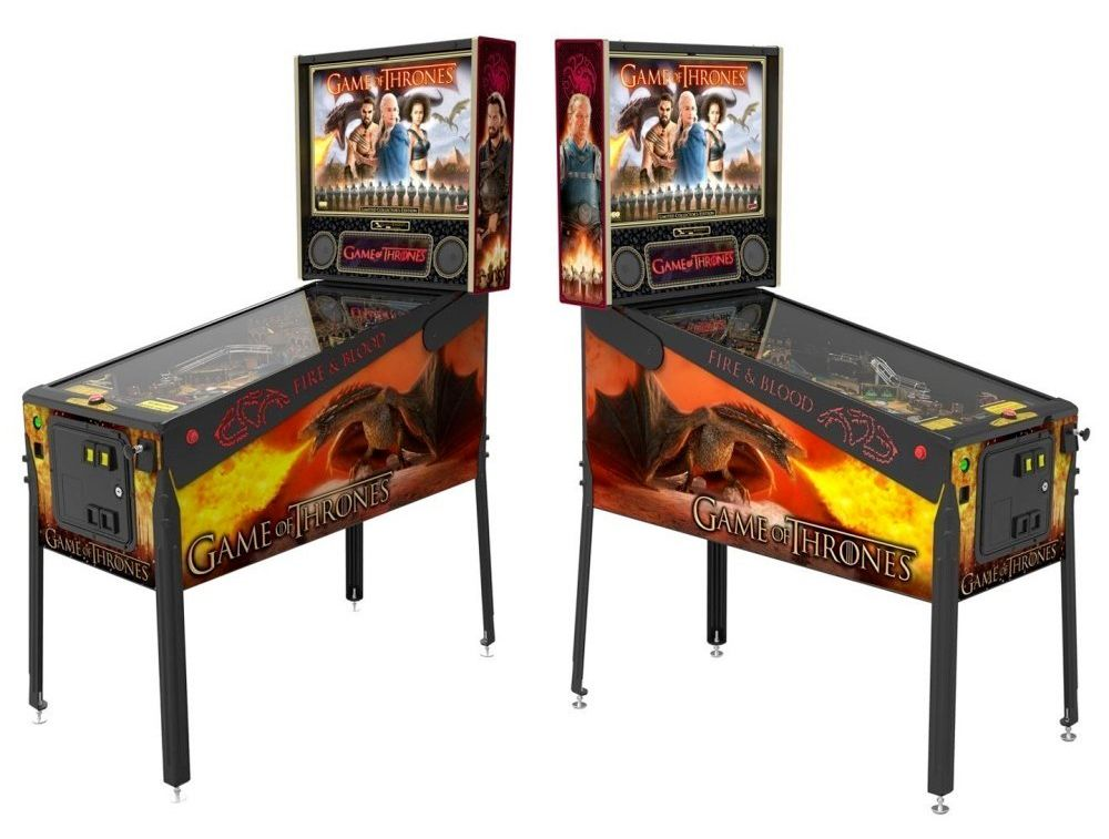 Game-of-Thrones-Pinball-LE-Arcade-Pinball-Machine-10