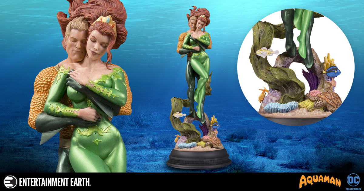 DC-Comics-Designer-Series-Aquaman-and-Mera-by-Pat-Gleason-Statue-04