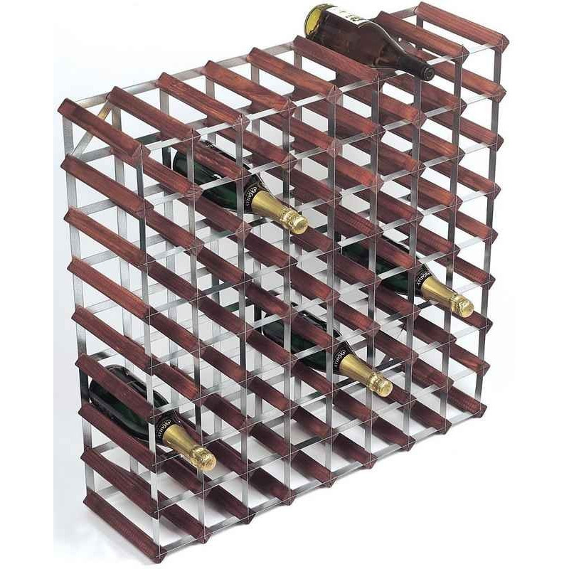 casier 72 bouteilles traditional wine rack