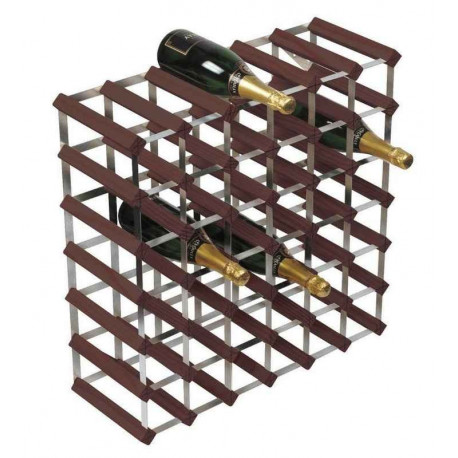 casier 42 bouteilles traditional wine rack