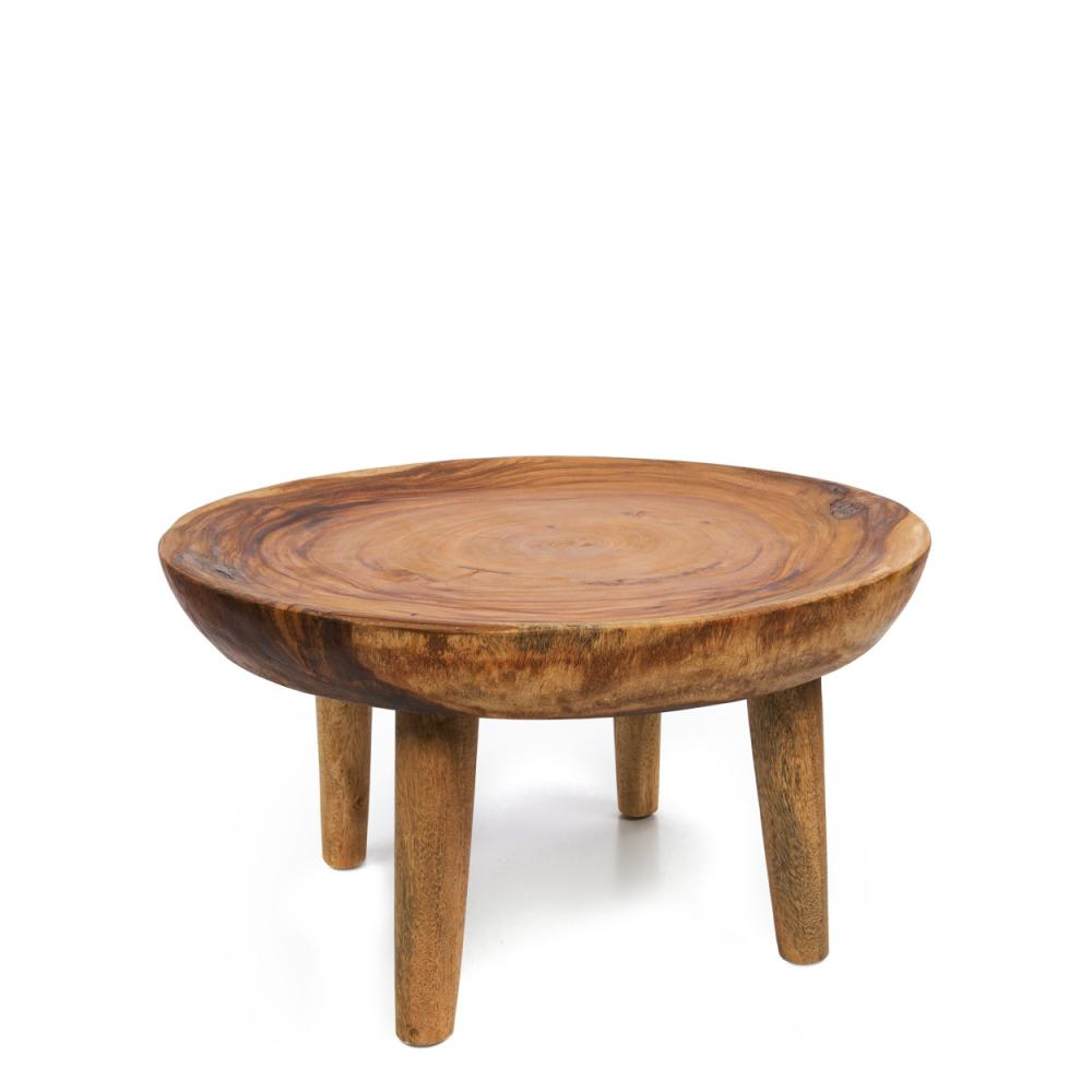 the munggur coffee table natural