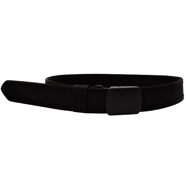 Cinturón tipo militar.