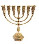 seven branch menorah