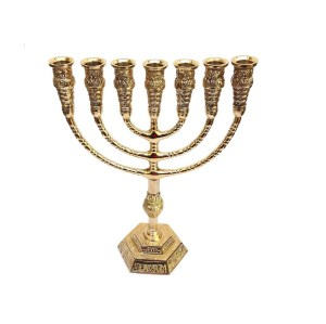 Jerusalem Temple Menorah