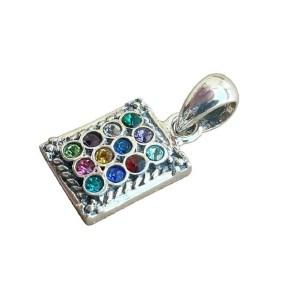 Hosen Pendant Silver 925 With Zircon