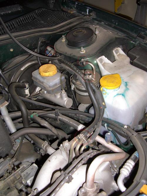 small resolution of subaru fuel line location wiring diagram user subaru fuel line cold temperature leak subaru fuel line