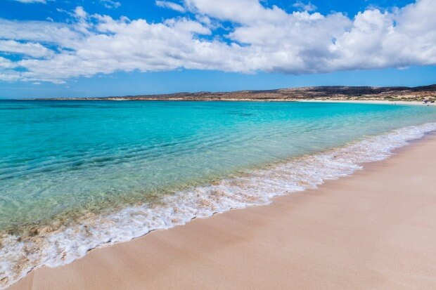 Turquoise Bay at Ningaloo Reef, Western Australia. Photo Manfred Gottschalk