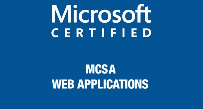 Are You Interested in MCSA: Web Applications Certification? Pass Microsoft 70-483 Exam Using Practice Tests and Get Your Badge