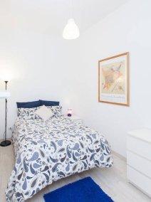 RISTRUTTURAZIONE CASA VACANZE – ROMA - camera da letto