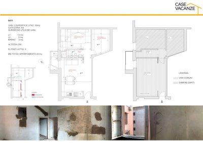 Casa vancanze - Roma_Tavola 1
