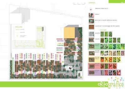 Progetto BB1 Ortografico - Studio di architettura con sede a Roma