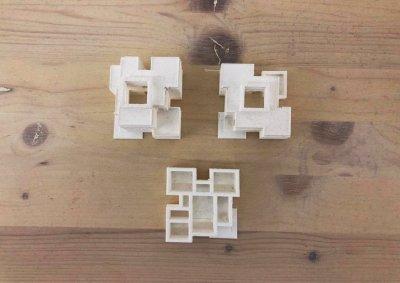 Modellino Casa Araba pianta - Modelli e plastici stampa 3d