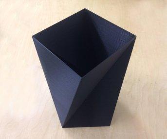Vaso e porta oggetti - modello 1