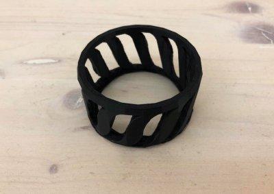bracciale anello prova stampa BB1 - stampa 3d