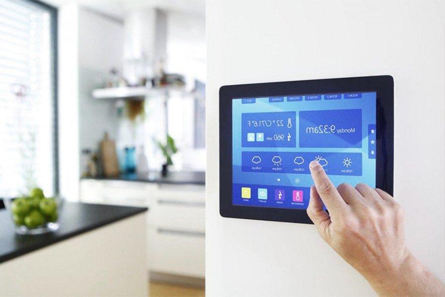 smart home e controllo remoto