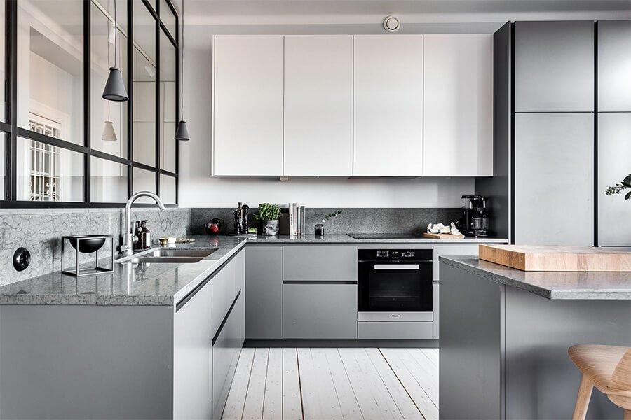 cucina ad angolo
