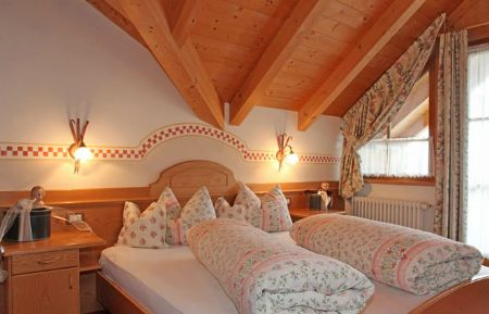 Bed And Breakfast Ciasa Montanara Abtei Badia Bolzano