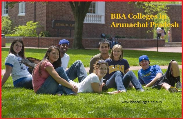 BBA Colleges in Arunachal Pradesh
