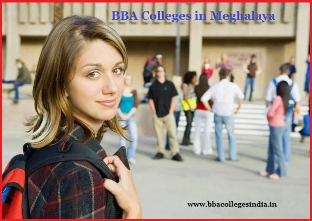 BBA Colleges in Meghalaya