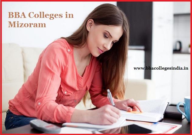 BBA Colleges in Mizoram