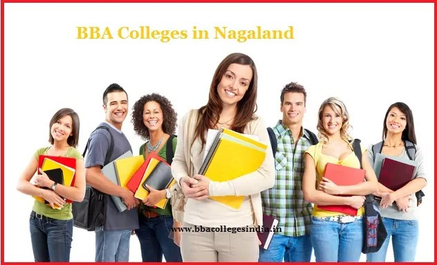 BBA Colleges in Nagaland