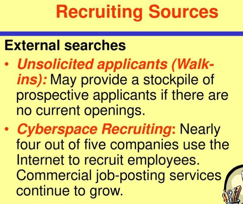 What is Cyberspace Recruiting