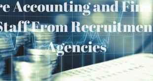 Hire Accounting Staff through Staffing Agency