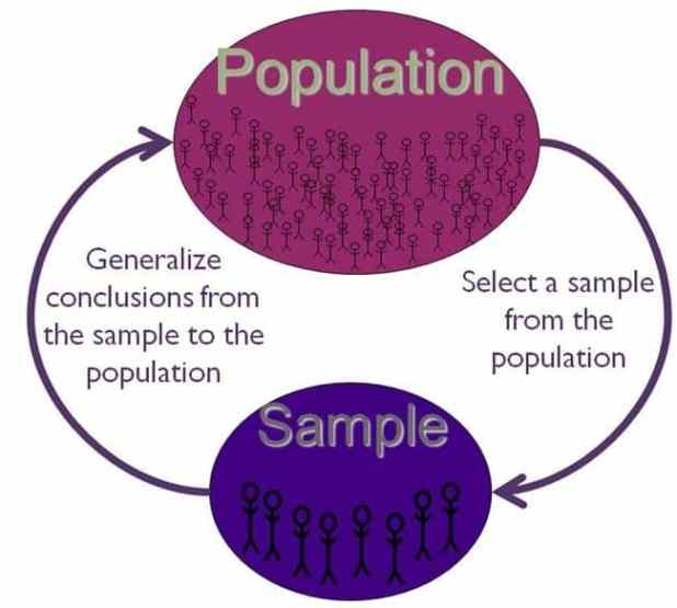 What is the Difference Between Population and Sample
