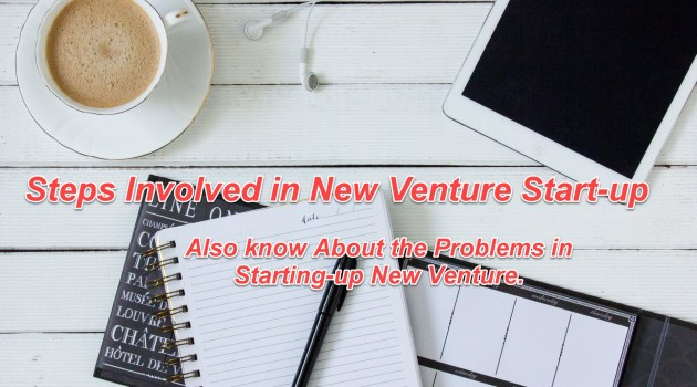What are the Seven Steps in New Venture Start-Up?