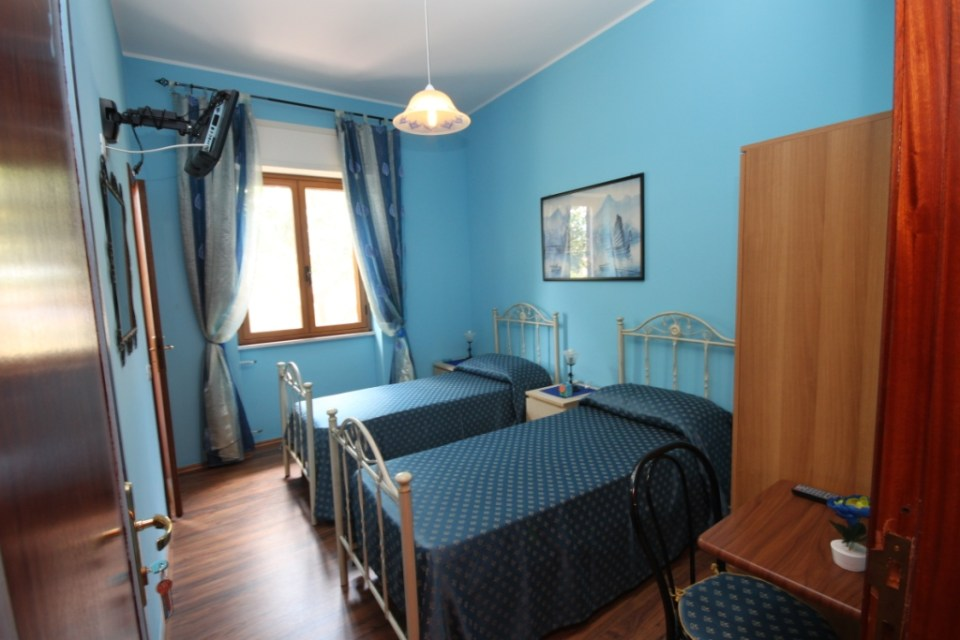 Stanza Azzurra