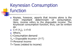 Determinants of Consumption Function | BBA Notes
