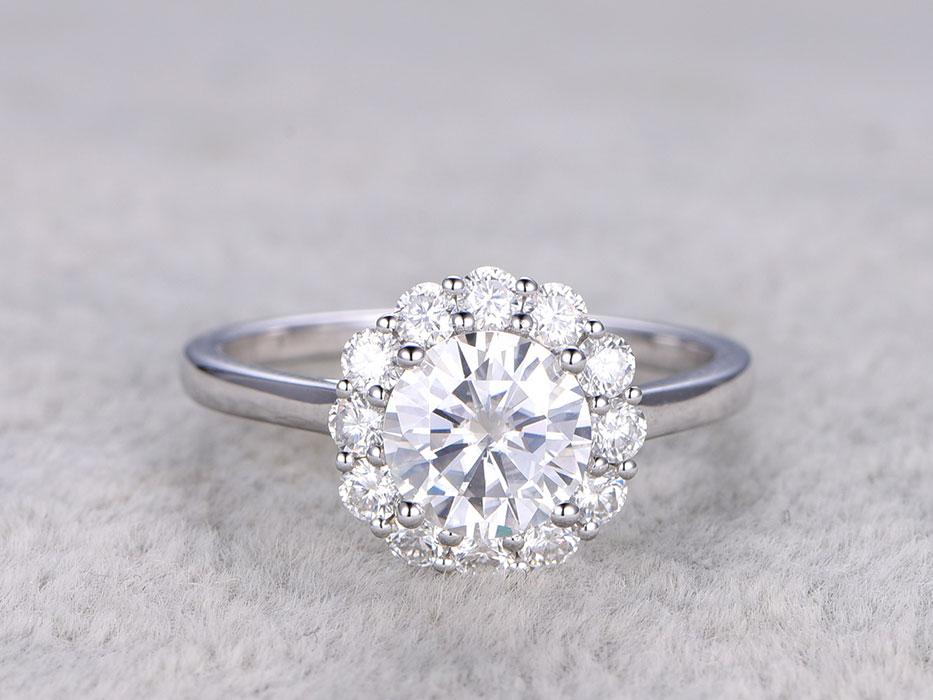 BBBGEM Moissanite VS Diamond Best Gemstone Of Diamond