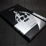 สมุดอัศวินแห่งรัตติกาล! Moleskine Batman Limited Edition
