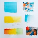 How to Draw #2 : เรียนรู้การใช้สีน้ำและเทคนิคสีน้ำขั้นต้น