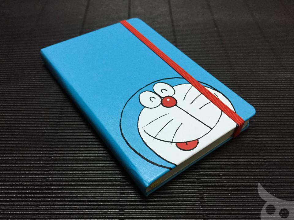 Moleskine X Doraemon-08